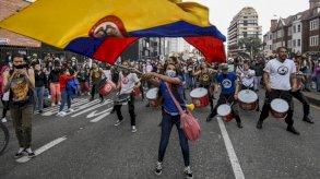 تظاهرات جديدة الأربعاء في كولومبيا والمجتمع الدولي يدعو إلى الهدوء