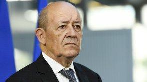 لودريان إلى لبنان لمحاولة إنهاء الأزمة السياسية