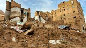 الامم المتحدة: آلاف اليمنيين تضرروا جراء الفيضانات