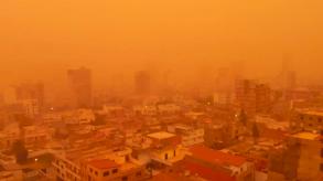 ارتفاع حصيلة ضحايا الأمطار الغزيرة في الجزائر إلى سبعة قتلى