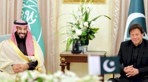 السعودية وباكستان تتعهدان تعزيز العلاقات بعد أشهر من التوترات