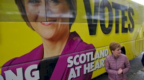 ستورجن تعد باستفتاء جديد حول استقلال اسكتلندا