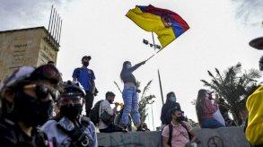 الرئيس الكولومبي يطالب برفع الحواجز في اليوم العاشر للتظاهرات