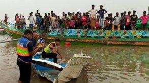 مصرع 26 شخصاً في حادث بين قاربين في بنغلادش