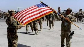 واشنطن: الانسحاب من أفغانستان