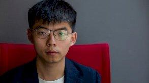 السجن 10 أشهر إضافية للمعارض جوشوا وونغ