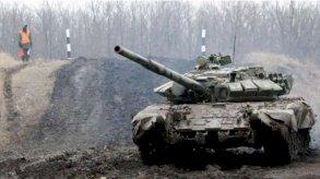 مقتل جندي أوكراني في الشرق الانفصالي