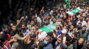 حركة حماس تشيع 13 من عناصرها بينهم ستة قادة