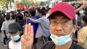 طرد الصحافي الياباني المفرج عنه الخميس في بورما