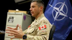 الضابط المكلف تنسيق حملة التطعيم في كندا يخضع لتحقيق عسكري