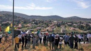 جريحان بنيران اسرائيلية في جنوب لبنان بعد محاولة متظاهرين اجتياز الحدود