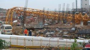 ووهان في الصين: عشرة قتلى على الأقل في إعصارين