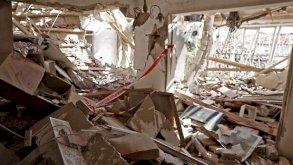 10 قتلى من أفراد عائلة واحدة في ضربة اسرائيلية في قطاع غزة