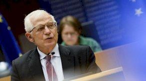 وزير خارجية الاتحاد الأوروبي يدعو الى وقف لإطلاق النار بين إسرائيل والفلسطينيين