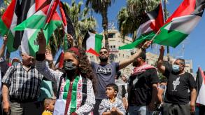 إضراب شامل في مدن الضفة الغربية تضامنا مع غزة