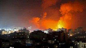 إسرائيل تقصف منزل رئيس المكتب السياسي لحركة حماس في غزة يحيى السنوار