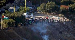 خمسة جرحى في جنوب لبنان بسبب قنابل دخانية ألقتها إسرائيل