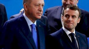 ماكرون سيلتقي إردوغان قبيل قمة حلف ناتو