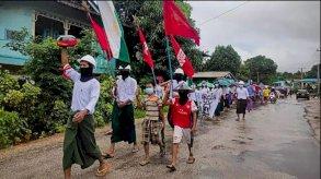 الأمم المتحدة: تصاعد العنف في بورما كارثة للحقوق الإنسانية