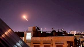 11 قتيلاً من قوات النظام في ضربات اسرائيلية ليلاً على سوريا