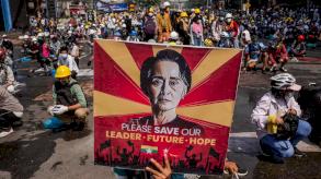 آلاف المعارضين البورميين ينشطون في الخفاء منذ الانقلاب العسكري