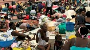 عنف العصابات يدفع سكان أحياء فقيرة في هاييتي للهرب