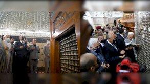 الرئيس العراقي يتصدى لمحاولات تفجير فتنة طائفية