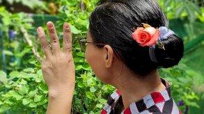 بورميات يكرّمن أونغ سان سو تشي في عيد ميلادها
