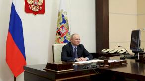 بوتين يأمل بتعاون
