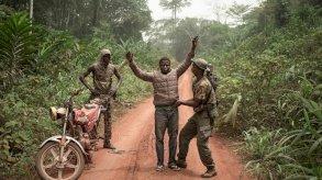 طرد 8500 نازح من مخيم في أفريقيا الوسطى