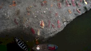 كيف تحول نهر الغانج المقدس إلى