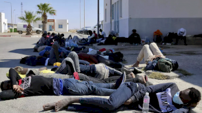 البحرية التونسية تنقذ أكثر من مئة مهاجر أبحروا من ليبيا