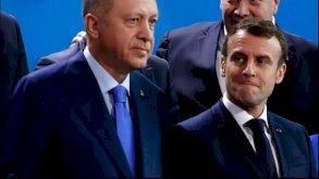 ماكرون وإردوغان.. لقاء قبل قمة الأطلسي