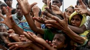 معارضو النظام العسكري في بورما يطلقون حملة تأييد واسعة للروهينغا