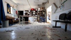 لجنة الإنقاذ الدولية تدين قصف مستشفى في شمال سوريا