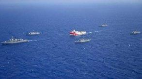 اليونان تتهم دورية بحرية تركية بـ