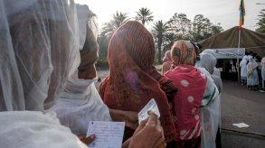 اقبال كثيف على الاقتراع في إثيوبيا