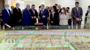 مشروع عاصمة العراق الادارية الجديدة بمواجهة خلافات واتهامات