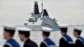 جونسون لروسيا: المدمرة البريطانية كانت تعبر المياه الأوكرانية