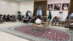 مباحثات عراقية سعودية لتأمين الحدود المشتركة والتنقل عبرها