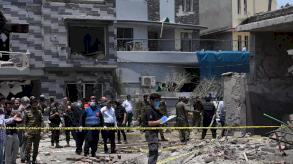 مقتل ثلاثة أشخاص في انفجار استهدف الشرطة في لاهور