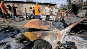 انفجار في سوق شعبي بمدينة الصدر في العراق