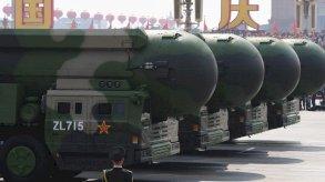 110 منصات نووية صينية جديدة تحت الأرض