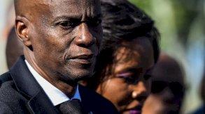 أرملة رئيس هايتي: