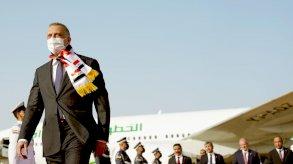 الكاظمي يعود إلى بغداد مستعيدًا آثارًا منهوبة