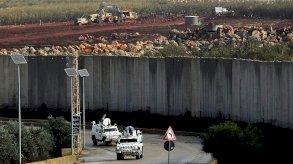 إسرائيل تقيم عائقًا متطورًا على حدودها مع لبنان