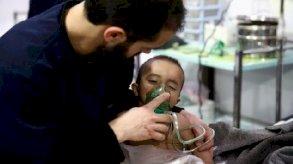 تدمير أسطوانتي كلور في سوريا يكشف أسرار هجوم دوما الكيماوي