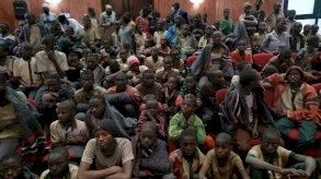 الإفراج عن عشرات التلاميذ المخطوفين في شمال غرب نيجيريا