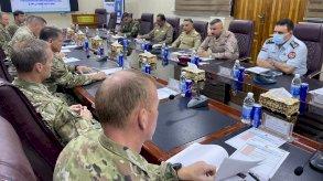 اتفاق لتقليص القوات الأميركية القتالية بعين الأسد وأربيل