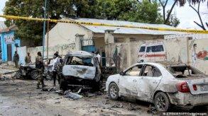 ثمانية قتلى في هجوم بسيارة مفخخة قرب القصر الرئاسي في الصومال